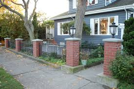 surprising privacy fence ideas for front yard pictures ideas