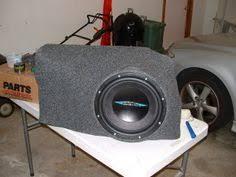 how to make a fiberglass subwoofer box 19 steps with pictures diy trunk corner subwoofer box carrr subwoofer