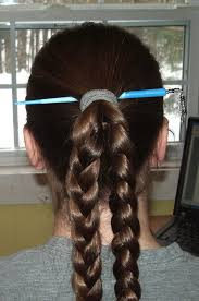 hair plait with chopstick chinese braided bun tutorial http www instructables com id
