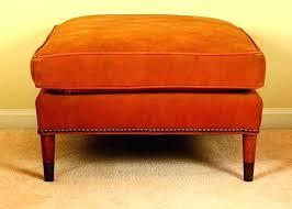 Orange Storage Ottoman Storage Ottoman Orange Target Regarding Leather Inspirations 19