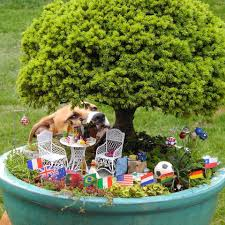 Brenton Studio Zentra Collection Main Desk by 28 Miniature Fairy Garden Ideas How To Recycle Miniature