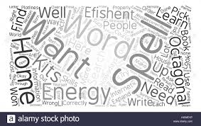 octagon home energy efishent kits text background word cloud