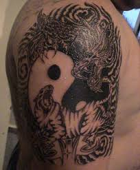 dangerous tiger tiger half sleeve on tattoochief com