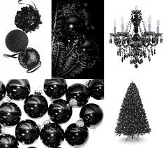 black decorations i m not going to lie i will do this