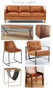 Trending Home Decor Leather Home Decor Claire Brody Designs