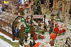 lemax fans miniature villages flickr