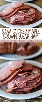 how to make thanksgiving honey ham in the cooker recipe