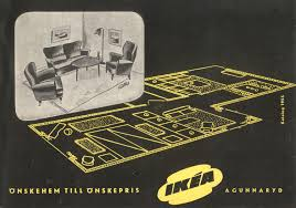 ikea 1955 catalog interior design ideas