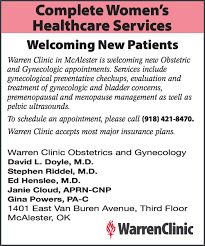 mcalester news capital newspaper ads classifieds medical