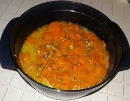 que cuisiner avec des carottes carottes vichy au thermomix cookomix