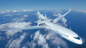 bbc future is this whale shaped plane the future of airliners