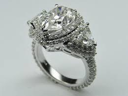 Jareds Wedding Rings by Engagement Rings Satiating Engagement Rings Black Diamond Side