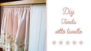 Tende Shabby Vendita On Line by Country Style Diy Tenda Sotto Lavello