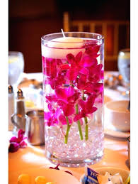 Floating Candle Centerpieces by Tall Battery Candles 17 Best Ideas About Floating Candle