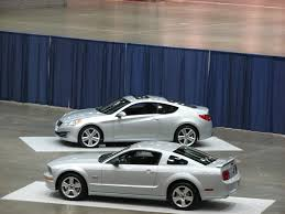 hyundai genesis coupe vs mustang 2010 hyndai genesis coupe page 2 the mustang source ford