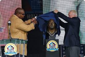 Larry Allen Bench Press Nfl Hall Of Fame The Boys Are Back