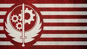 Flag Ir Fallout Flag Of The Brotherhood Of Steel By Okiir On Deviantart