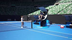 umpires chairs to go high tech at 2018 australian open