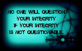 quote about character when no one is looking living within your integrity u2013 stephen halpin u2013 communication coach
