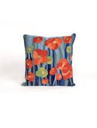 strongwater pillows poppy 20 sq pillow strongwater pillows and pillow talk