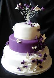 butterfly cake purple white butterfly cake fondant cakes in lahore free delivery