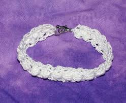 bracelet patterns free images Puff stitch bracelet crochet pattern free crochet pattern jpg