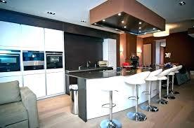 chaise pour ilot de cuisine ilot de cuisine avec table cuisine ilot central table manger table