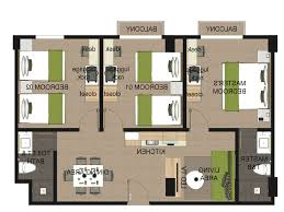 3 Bedroom Floor Plans by Home Design 89 Amazing Your Own House Floor Planss