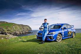 subaru impreza wrx 2017 rally exclusive view into higgins u0027 prodrive isle of man tt wrx stiturnology