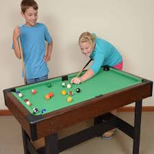 tabletop pool table toys r us voit billiards 48 pool table with accessories walmart com
