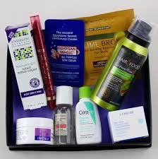 target beauty box may 2016 items