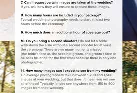 average wedding photographer cost jake swan s portfolio 14 questions to ask your wedding