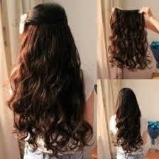 hair clip rambut jual hair clip murah curly dan ombre harga grosir