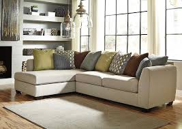 Left Facing Sectional Sofa by Moran U0027s Furniture Store Jamestown Ny Casheral Linen Left Arm
