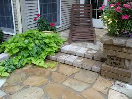 exteriors cool backyard landscape designs for slopes for