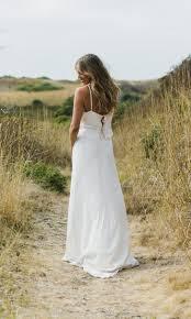hawaiian beach wedding dress tait by daughters of simone