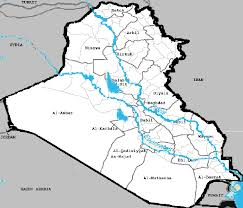 world river map image 2 map of iraq rivers major tourist attractions maps