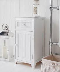 Narrow Bathroom Floor Cabinet by Noa And Nani Stow Tallboy Bathroom Cabinet In White 59 99