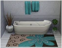 Bathroom Floor Rugs Bathroom Area Rugs Design Fresh In Home Security View On
