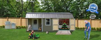 side porches cabins building systems