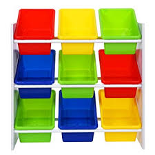 rangement livre chambre songmics meuble de rangement pour jouets et livres chambre d