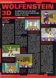 Wolfenstein 3d Maps Atari Jaguar Wolfenstein 3d Scans Dump Download Screenshots