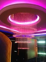 led light underwater fiber optic cable 0 75mm optic fiber cable hotel bar fiber