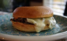 Salt Crusted Beef Tenderloin by Holiday Leftovers U2013 Beef Tenderloin Bagel With Mozzarella Dixie