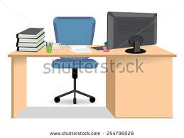 Business Computer Desk Computer Desk Computer Desk Workplace Business