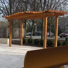 Garden Trellis Design joshua zinder architecture design princeton nj work