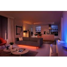 Living Room Wireless Lighting Philips Hue 65w Equivalent Br30 Dimmable Led Light Bulb 432690