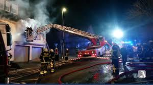 Feuerwehr Bad Kreuznach Brand In Wohnhaus Im Bad Kreuznacher Stadtteil Winzenheim Youtube