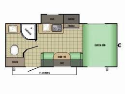rv bunkhouse floor plans kitchen inspirationalth wheel floor plans house building