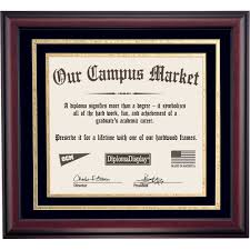 diploma frame size 11 x 14 frame white in traditional x also black in g matting then